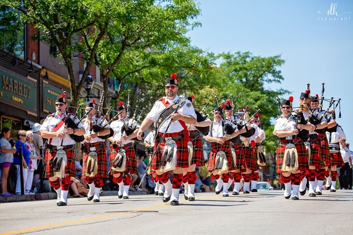 Orillia Scottish Festival 2019<br />